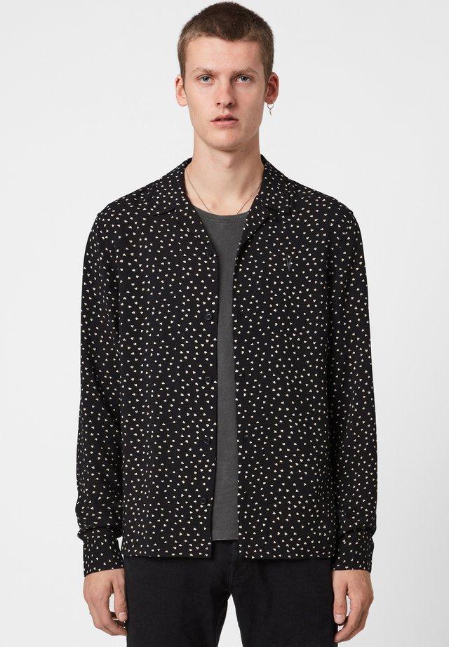 ARDOR SHIRT - Camisa - black