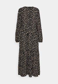 Even&Odd - Maxi dress - black_white - 1