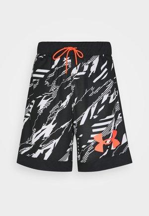 RETRO  - Sports shorts - black