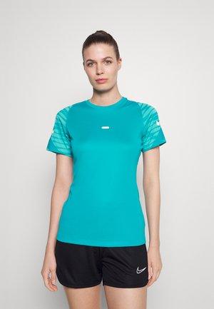T-shirts med print - aquamarine/tropical twist