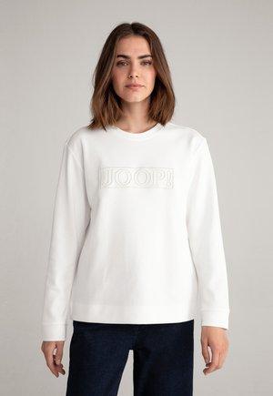 TERENA - Sweatshirt - weiß
