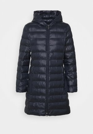 FAVORIRE - Short coat - midnight blue