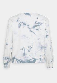 Noisy May Curve - NMILMA - Sweatshirt - blue fog/sugar swizzle - 1