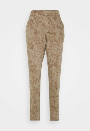 CRCINDY CHINO PANT - Chinos - silver mink