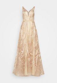 Mascara - Společenské šaty - champagne - 4