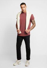 G-Star - LASH  - Basic T-shirt - port red - 1