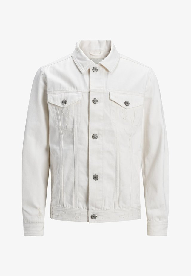 Veste en jean - white denim