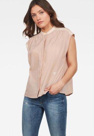 PARGE - Button-down blouse - pink