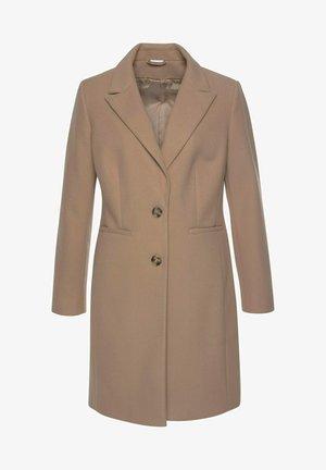 Short coat - camelfarben
