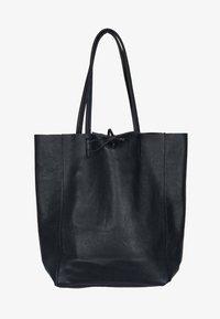 Zwillingsherz - ANITA - Tote bag - schwarz - 0