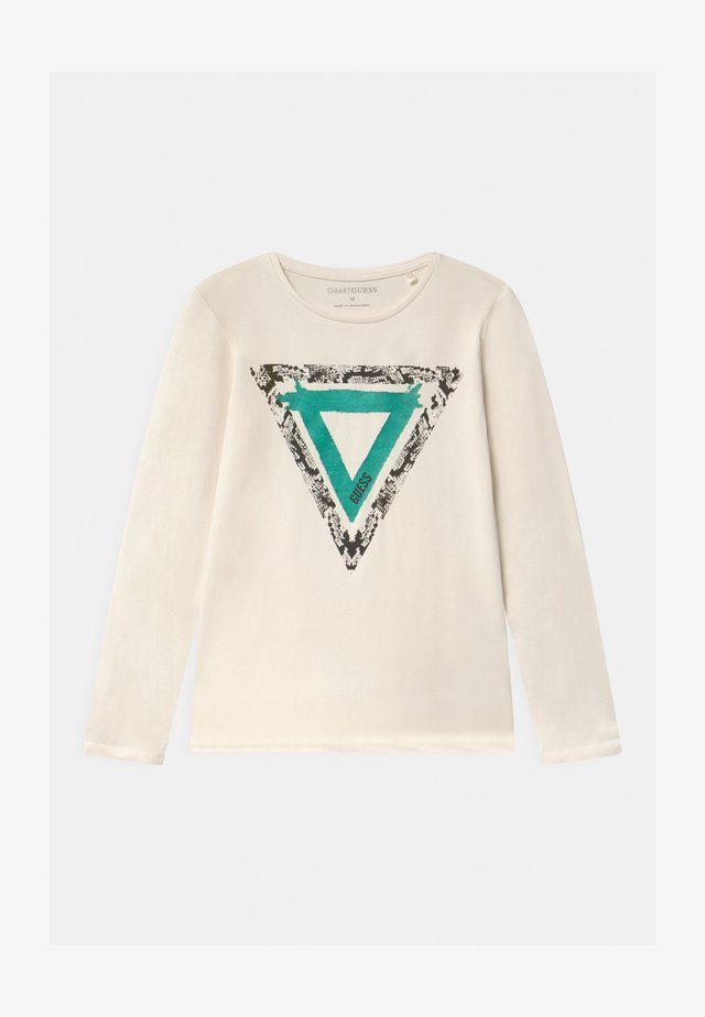 JUNIOR LOGO - Long sleeved top - scuffy