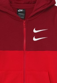 Nike Sportswear - Zip-up hoodie - university red/team red - 2