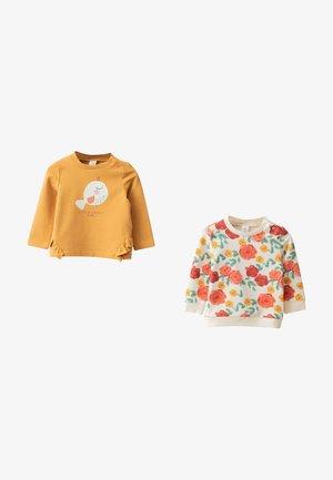 2 PACK - Sweatshirt - ecru