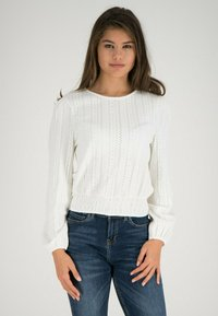 one more story - Blouse - offwhite - 0