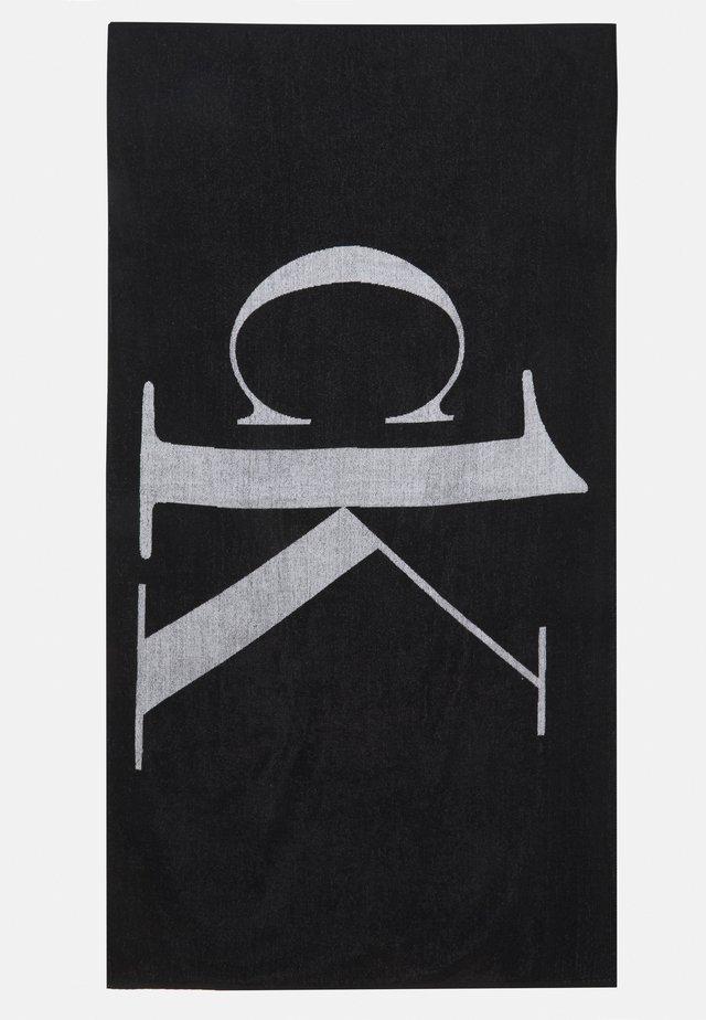 A TOWEL - Badmantel - black