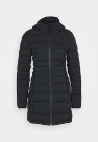 Abercrombie & Fitch - PUFFER - Classic coat - black - 3
