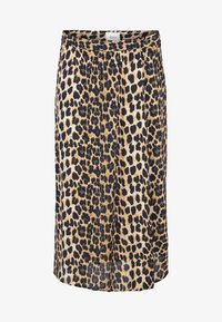 Zizzi - Maxi skirt - black - 1