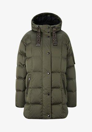 FANJA - Down coat - olivgrün