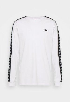 JENK - Maglietta a manica lunga - bright white