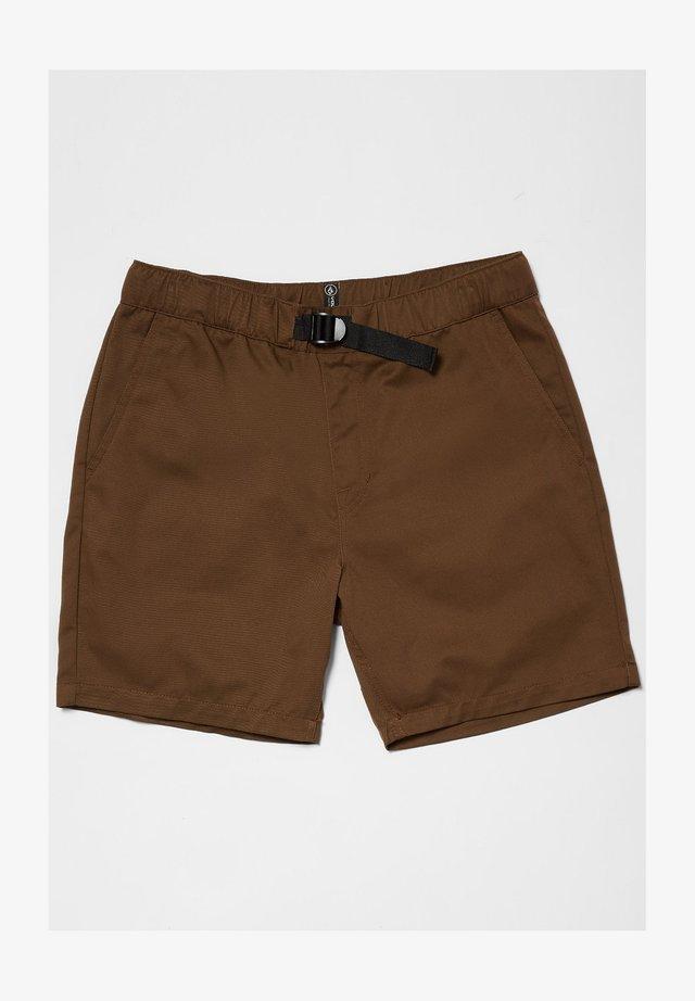 FRICKIN SKATE EW SHORT 18 - Short - vintage_brown