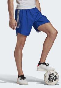 adidas Performance - CONDIVO 20 PRIMEGREEN SHORTS - Sports shorts - blue - 3