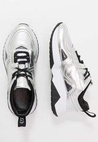 HUGO - ATOM RUNN - Tenisky - silver - 1