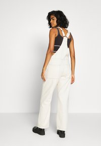 BDG Urban Outfitters - DUNGAREE - Dungarees - ecru - 2