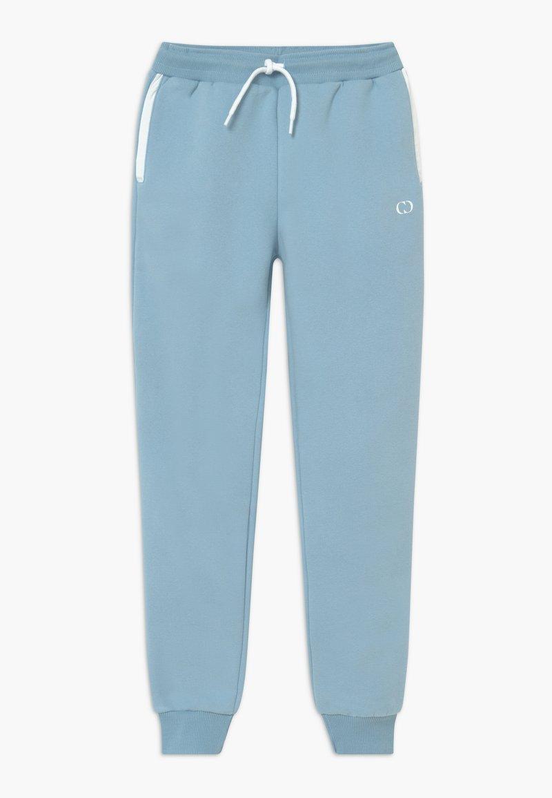 Criminal Damage - ORDINATE - Pantalon de survêtement - blue/reflective white