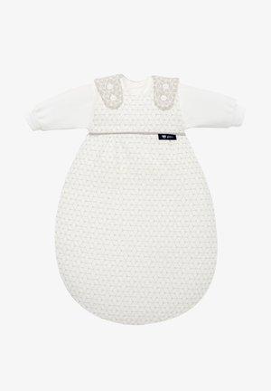 JAHRESZEITEN - Baby's sleeping bag - snow white