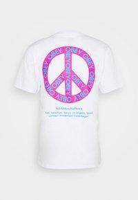 Obey Clothing - PEACE - Basic T-shirt - white - 8