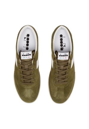 FIELD - Trainers - 70415 - verde sequoia