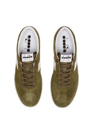 FIELD - Sneakers basse - 70415 - verde sequoia