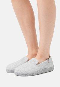 Copenhagen Shoes - ROSITA - Pantoffels - grey - 0