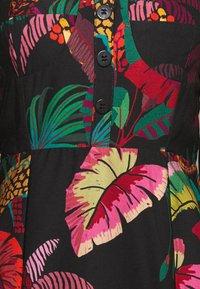 Farm Rio - JUNGLE COLORS MINI DRESS - Day dress - multi - 7