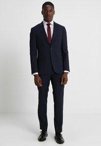 Tommy Hilfiger Tailored - SLIM FIT SUIT - Suit - blue - 0