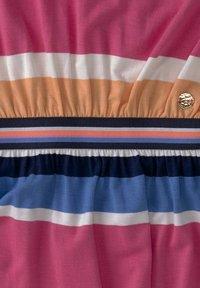 TOM TAILOR - Jersey dress - kids stripe mulitcolored - 2