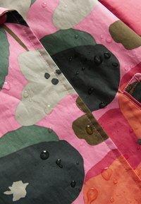 Next - SHOWER RESISTANT FLORAL PRINT - Parka - pink - 4