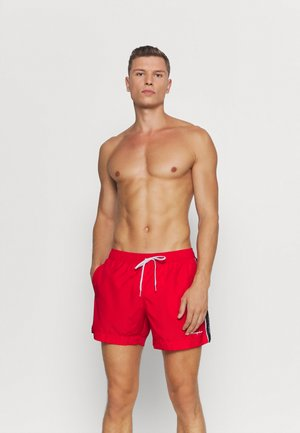 LEGACY - Swimming shorts - red