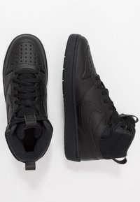 Nike Sportswear - COURT BOROUGH MID  - Zapatillas altas - black - 0