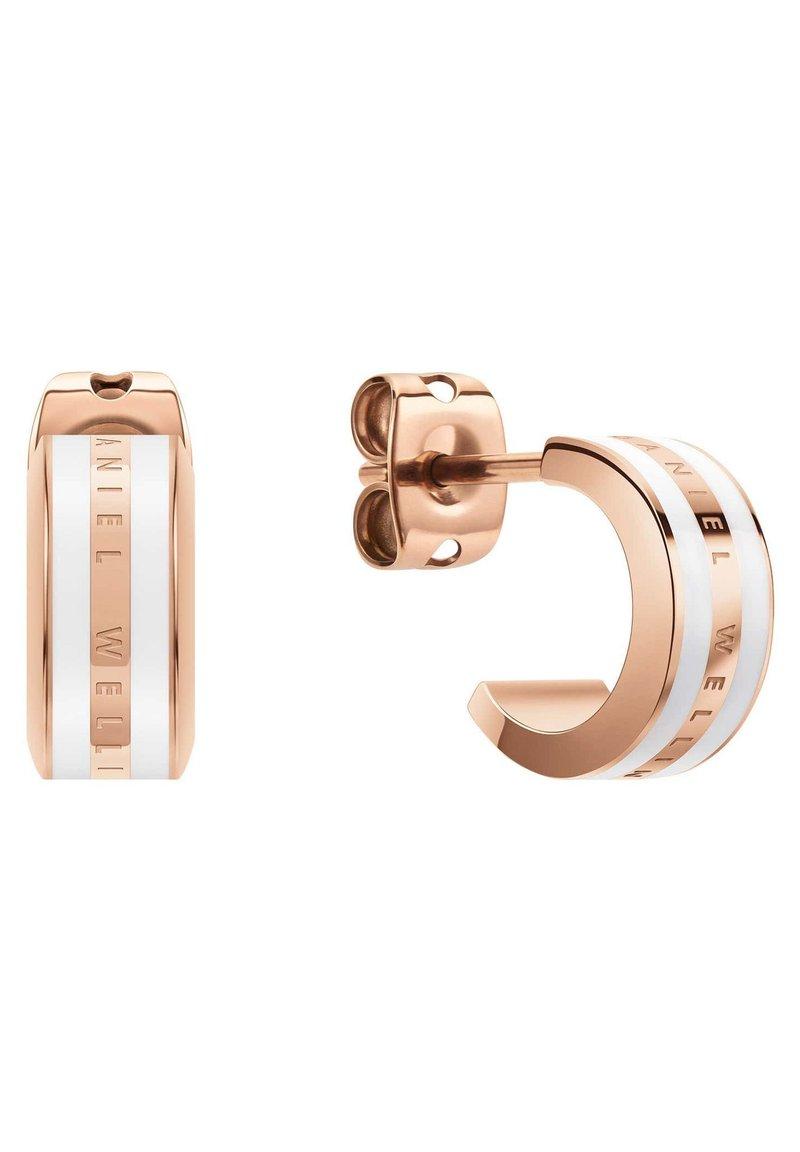 Daniel Wellington - EMALIE  - Earrings - rose gold