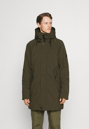 PETERSON - Parka - army