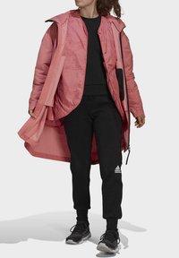 adidas Performance - MYSHELTER 4IN1 - Parka - pink - 4
