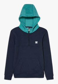 DC Shoes - REBEL  - Hoodie - black iris - 0