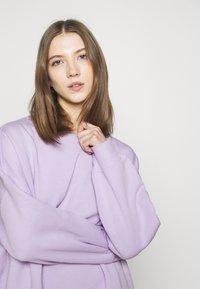 Monki - Sweatshirt - purple - 3