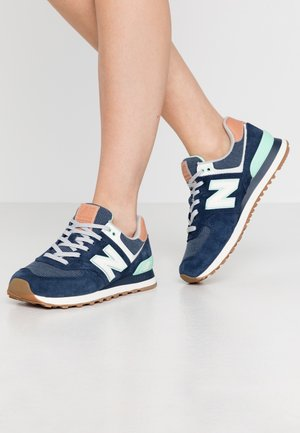 WL574 - Sneakers basse - navy
