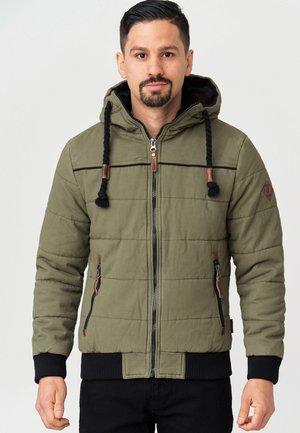 Light jacket - army