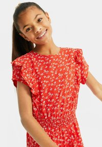 WE Fashion - Day dress - bright red