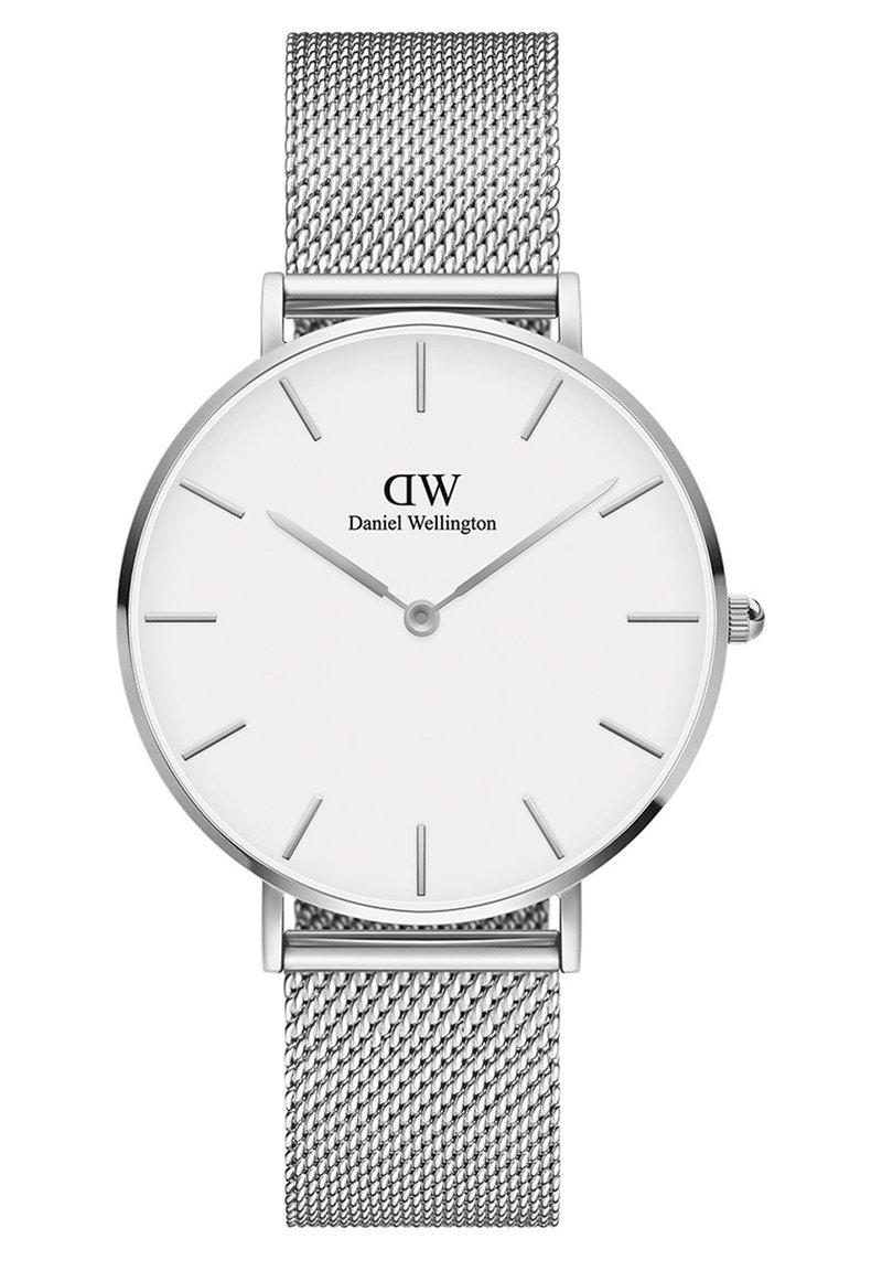 Daniel Wellington - PETITE STERLING 36MM - Watch - silver-coloured