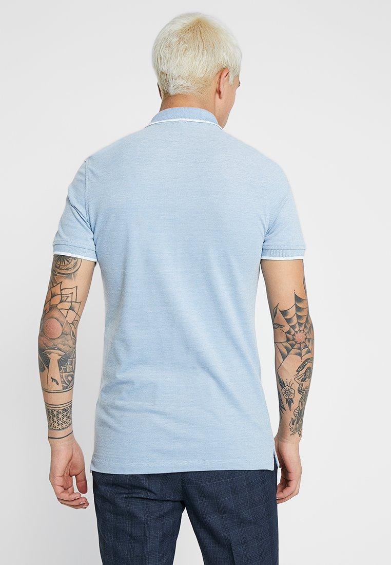 Blend Polo shirt - niagara blue cDPD0