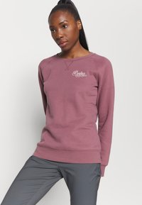 Burton - KEELER CREW - Sweatshirt - rose brown - 3
